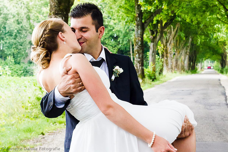 Hochzeitsfotografie in Neuburg an der Donau